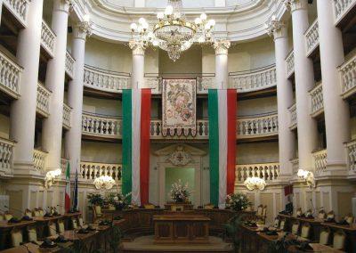 Sala del Tricolore Reggio Emilia